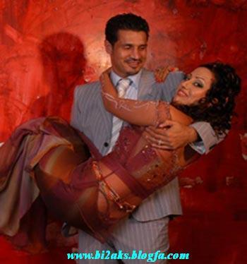 گالری عکس علی دایی و همسرش